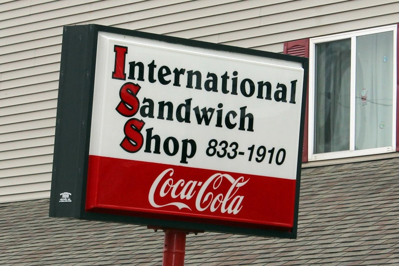 International Sandwhich Shop