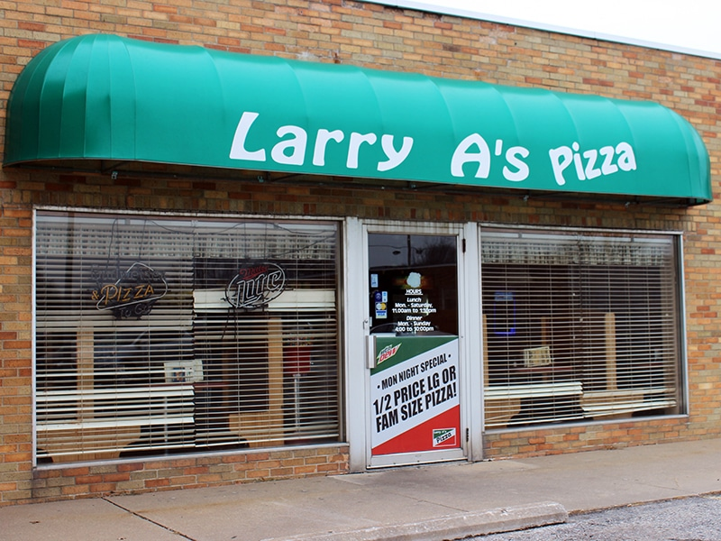 Larry A's Pizza