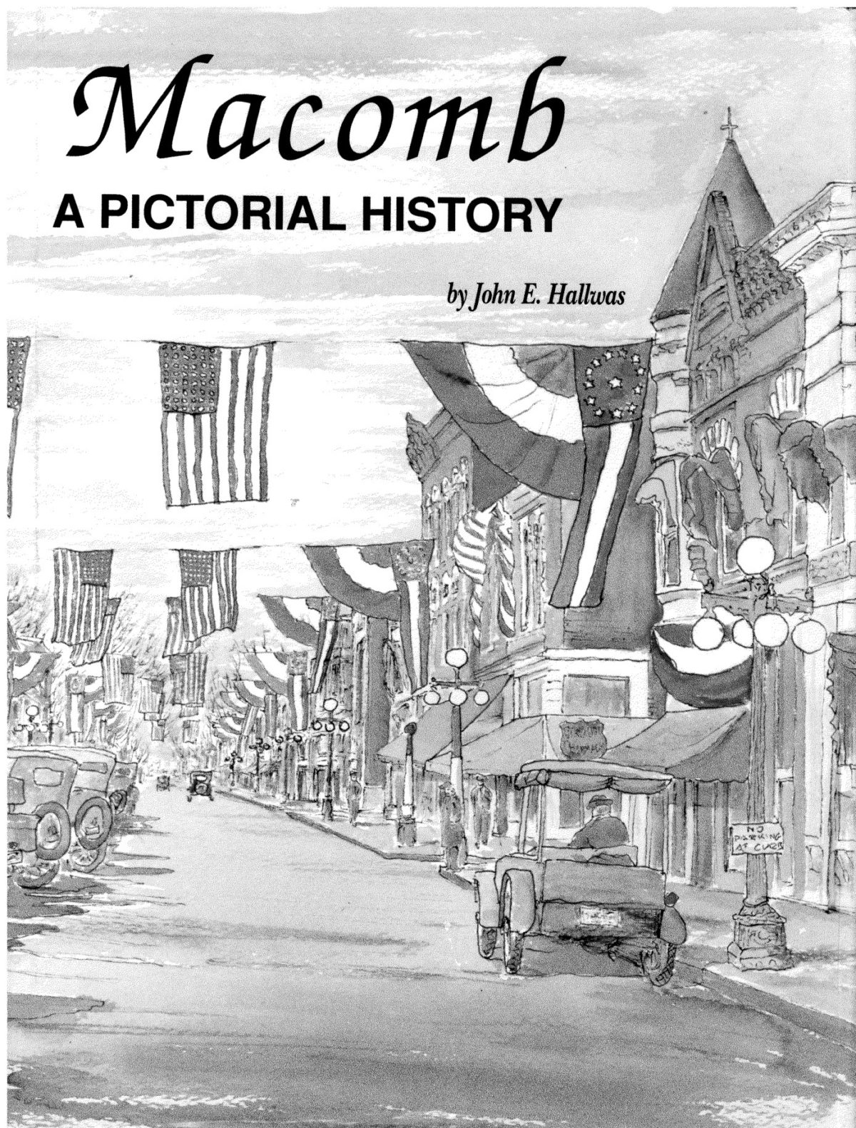 Macomb, A Pictorial History - cover