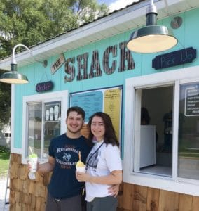 The Shake Shaved Ice