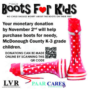 Boots For Kids 2020 Flyer
