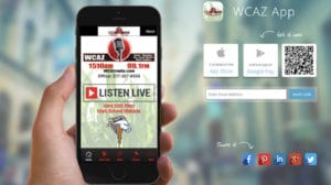 WCAZ on devices