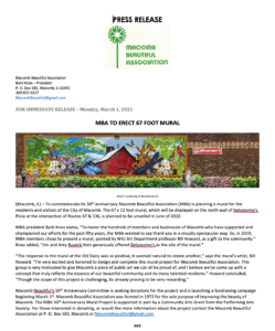 MBA Mural Press Release