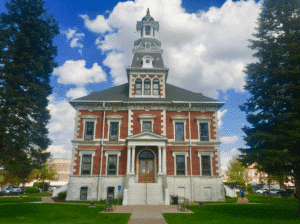 McDonough County Courthouse 1
