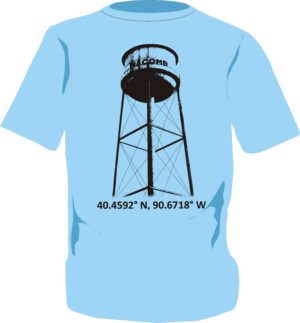 Macomb Water Tower T